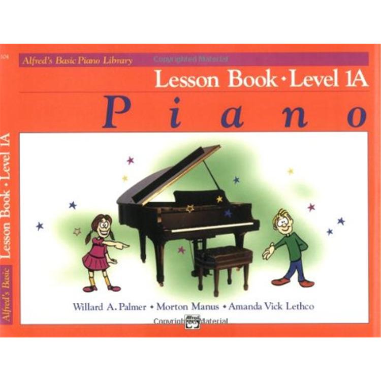 Basic Piano Course Bk 1a