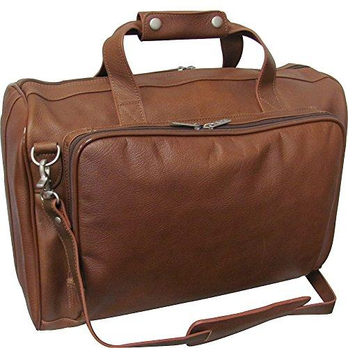 Amerileather 18-inch Leather Carry on Weekend Duffel