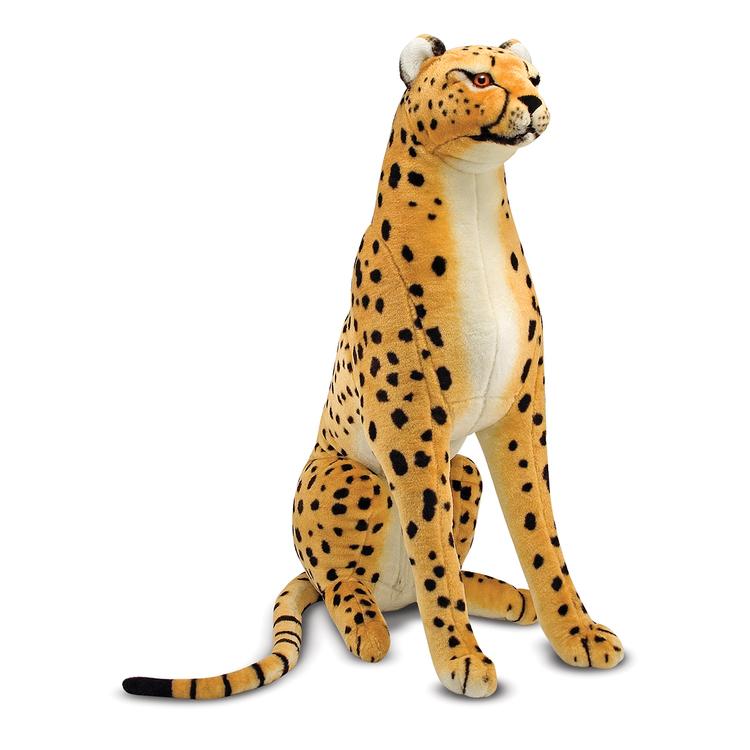 Cheetah - Plush