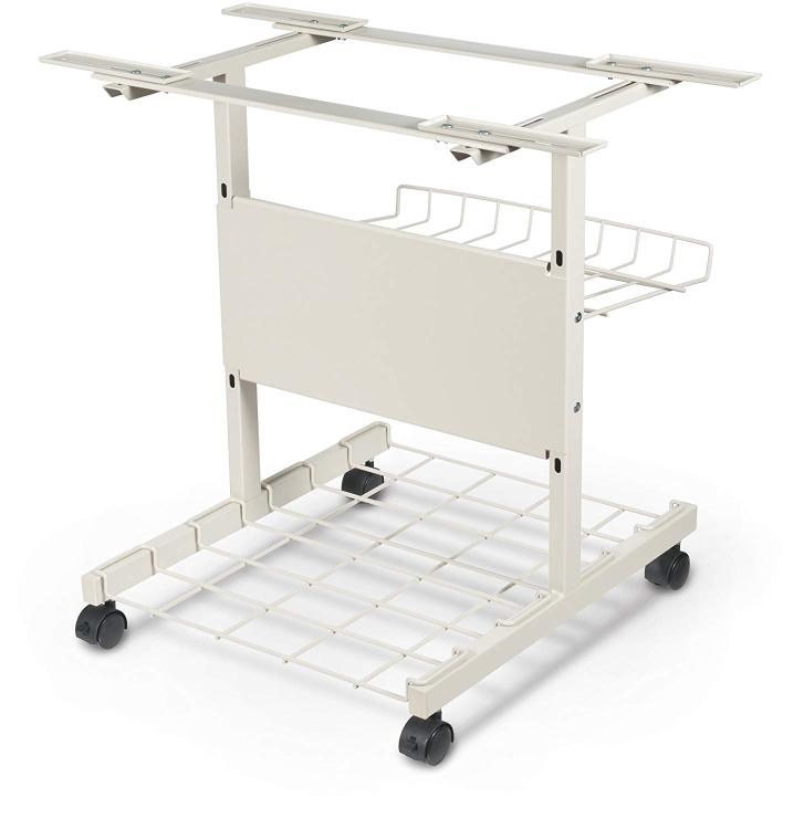 Balt JPM Adjustable Printer Stand (Gray)