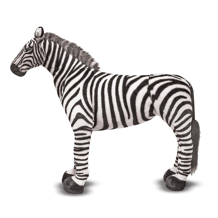 Zebra - Plush