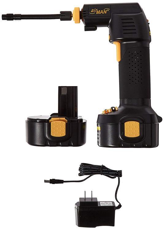 Active Tools Airman® Cordless, Multi-Purpose Air Pump