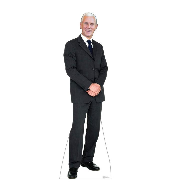 Advanced Graphics Vice President Mike Pence