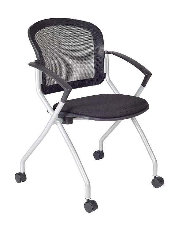 Regency Cadence Nesting Chair- Black
