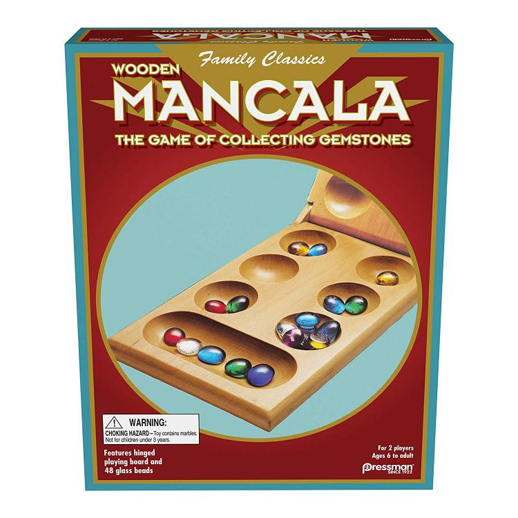 Pressman Toy Mancala Board Games