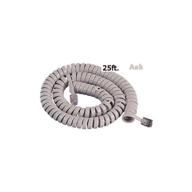 GCHA444025-FAR / 25' ASH Handset Cord