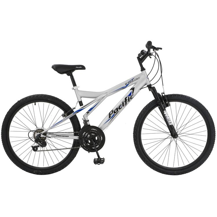 Pacific Exploit 26-Inch Men's All Terrain Bike