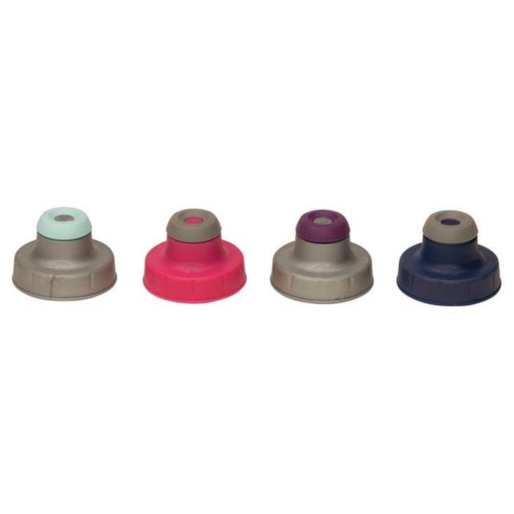 Push-Pull Caps Assorted 4Pk