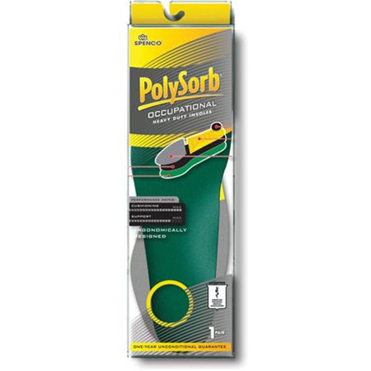 Polysorb Heavy Duty (size W 5/6)