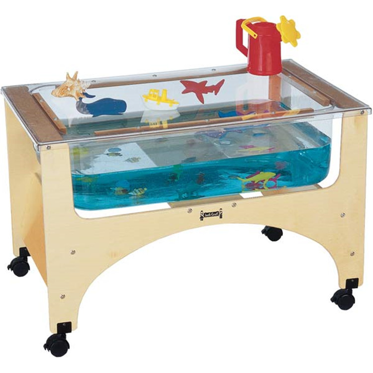 Jonti-Craft See-thru Sensory Table - Childrens