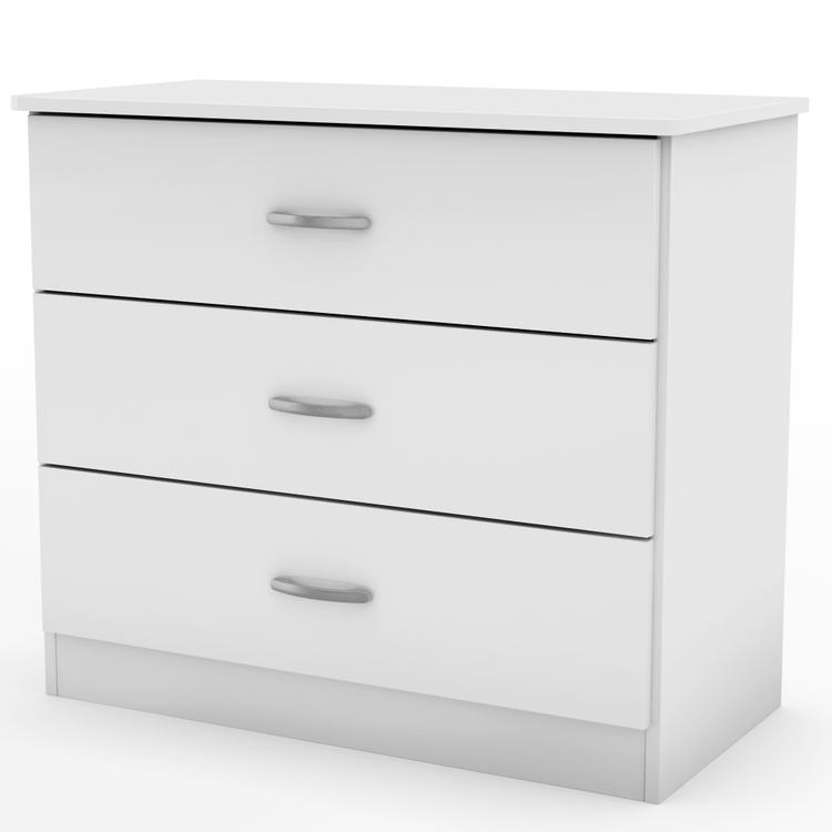 South Shore Libra 3-Drawer Chest