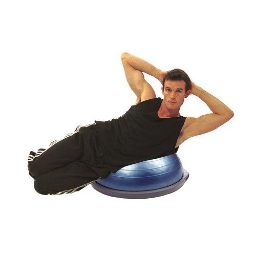 FEI FEI BOSU PRO Balance Trainer with training manual and instructional video