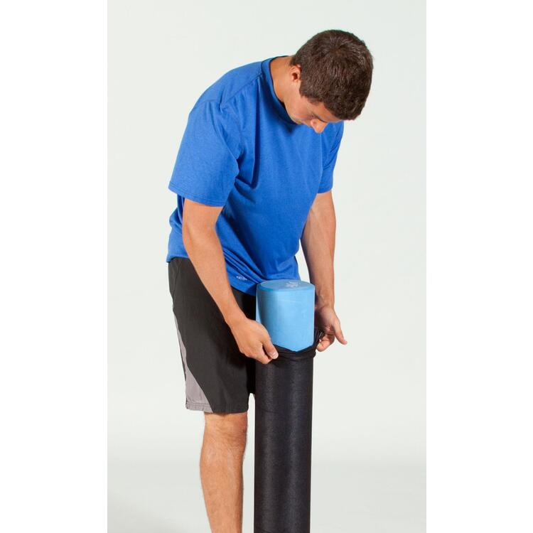 Soft Poly Foam Roller Cover