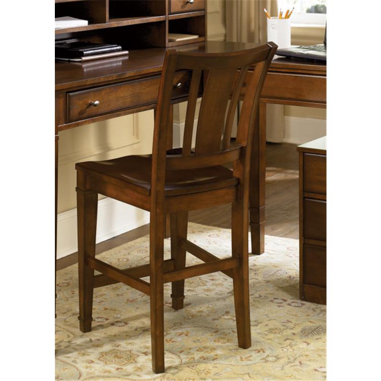 Counter Height Computer Desk : ... Furniture > Computer Desk > Bedroom Counter Height Computer Desk