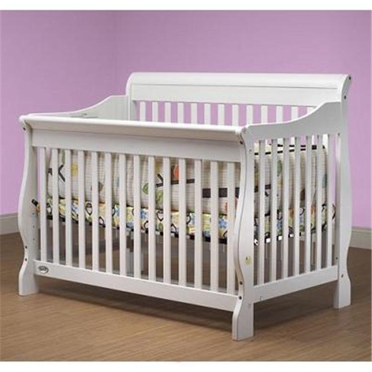 Sleigh Crib