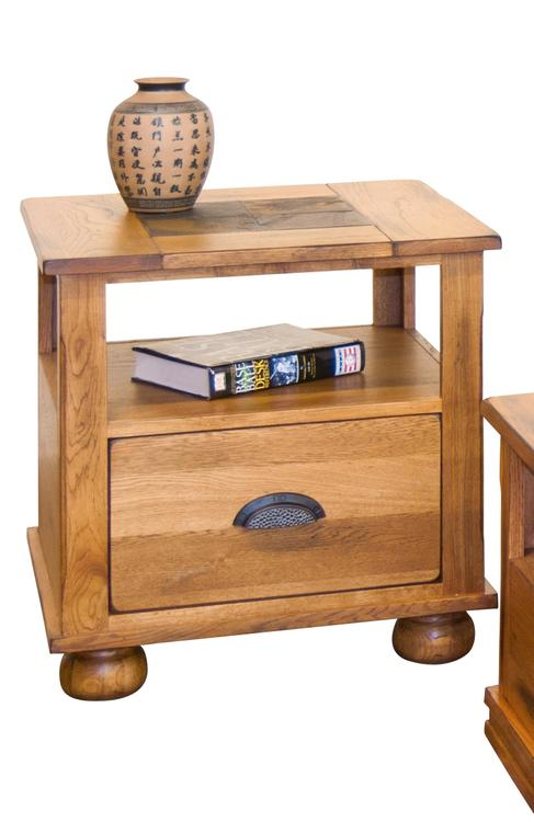 Sedona End Table w/ Drawer