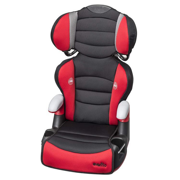 Evenflo Big Kid High Back Belt-Positioning Booster Car Seat