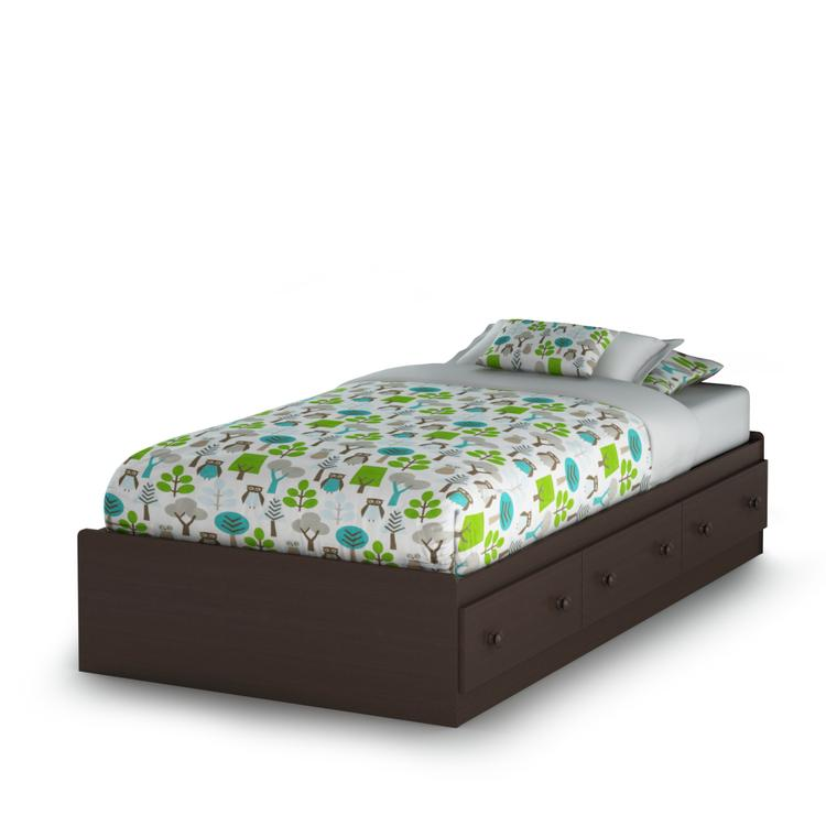 South Shore Summer Breeze Mates Bed