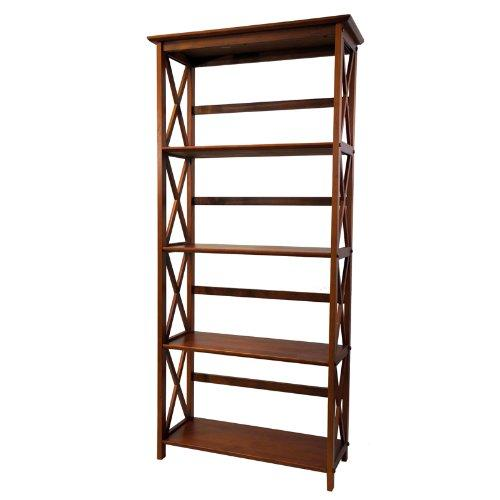 Montego 5-Shelf Bookcase