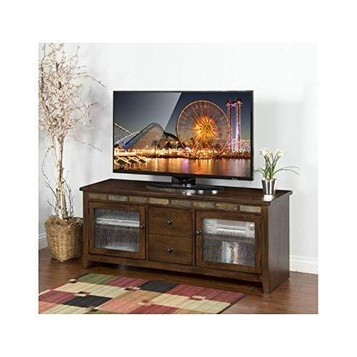 Sunny Designs Oxford TV Console - [3398DO-62]