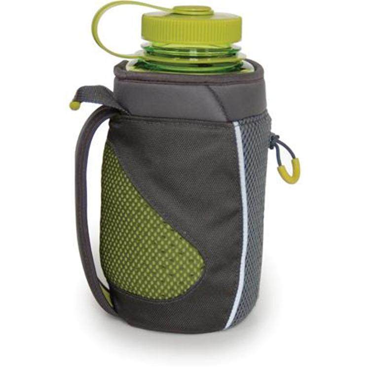 Bottle Carrier Handheld Gray