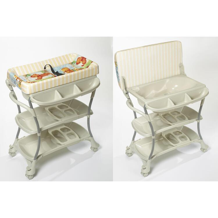 Euro Spa Baby Bath and Changing Table