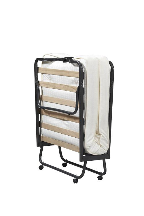 Linon Luxor Folding Bed With Memory Foam