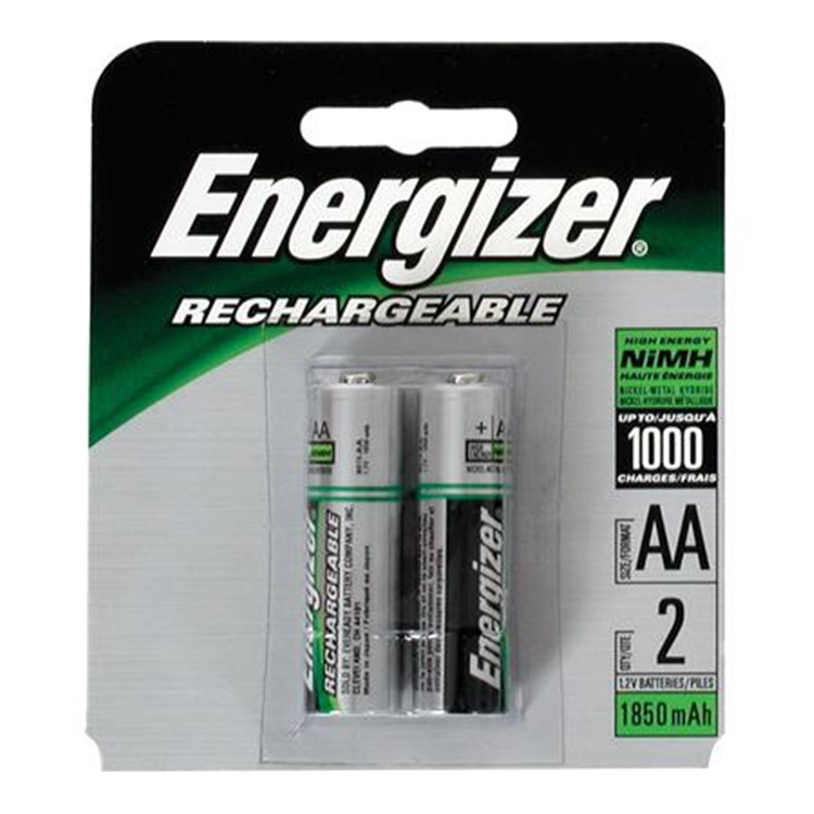 Energizer NIMH Rechargeable Batteries