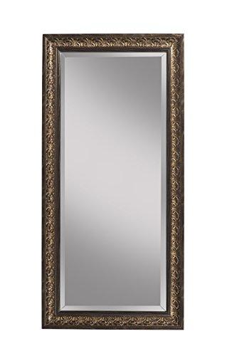 Cognac Ash Full Length Leaner Mirror