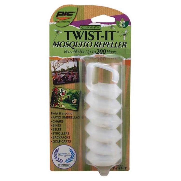 Twist-It Mosquito Repeller