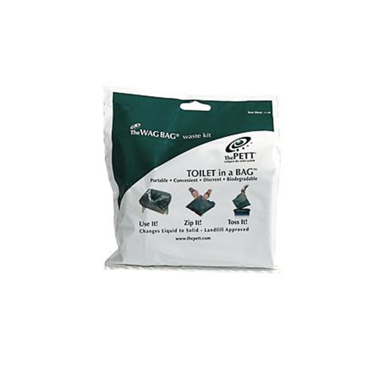 Cleanwaste The Go Anywhere Waste Kit Bags