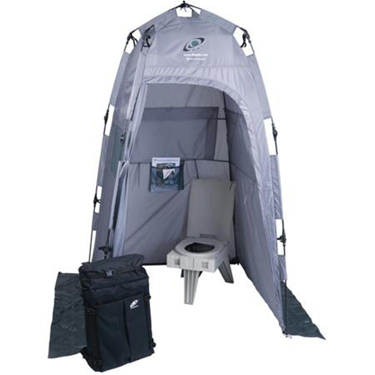 Go Anywhere Portable Toilet System