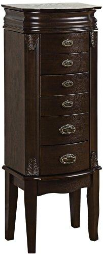Italian Influenced Jewelry Armoire
