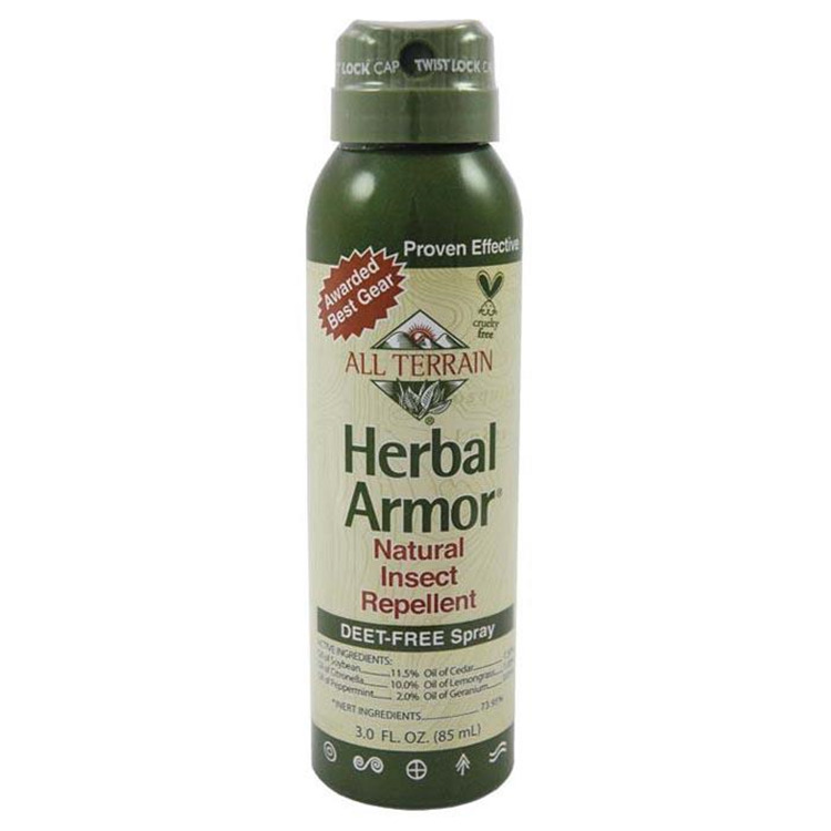 Herbal Armor Cont Spray 3 Oz