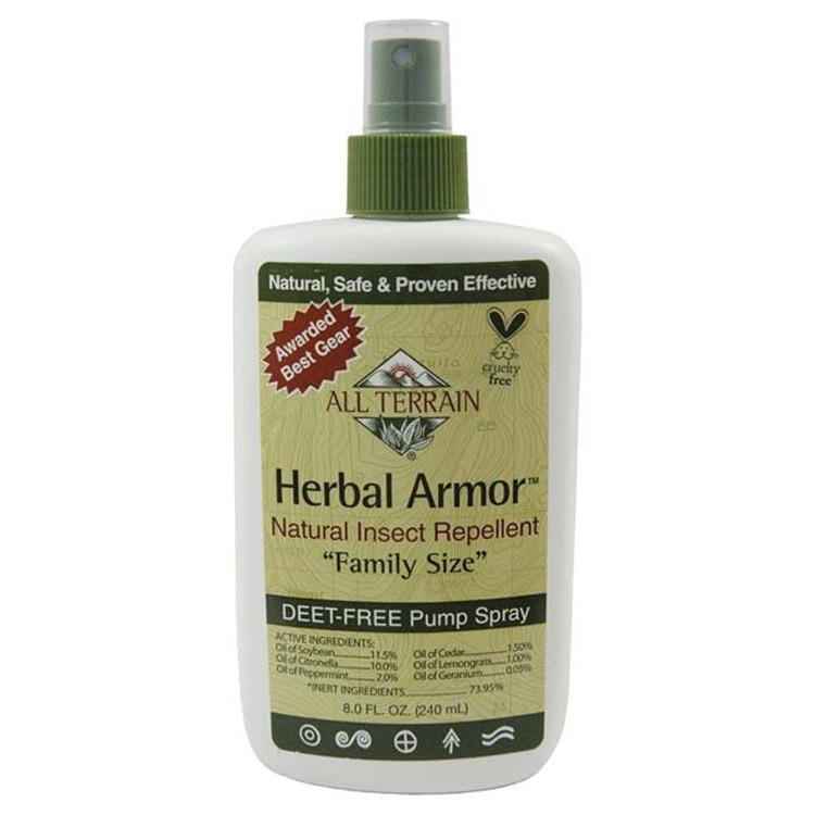 Herbal Armor Spray 8 Oz