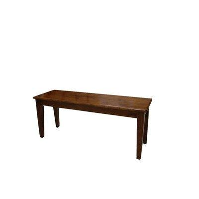 Shaker Bench, Walnut