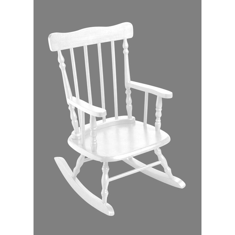 Gift Mark Childrens Rocking Chair