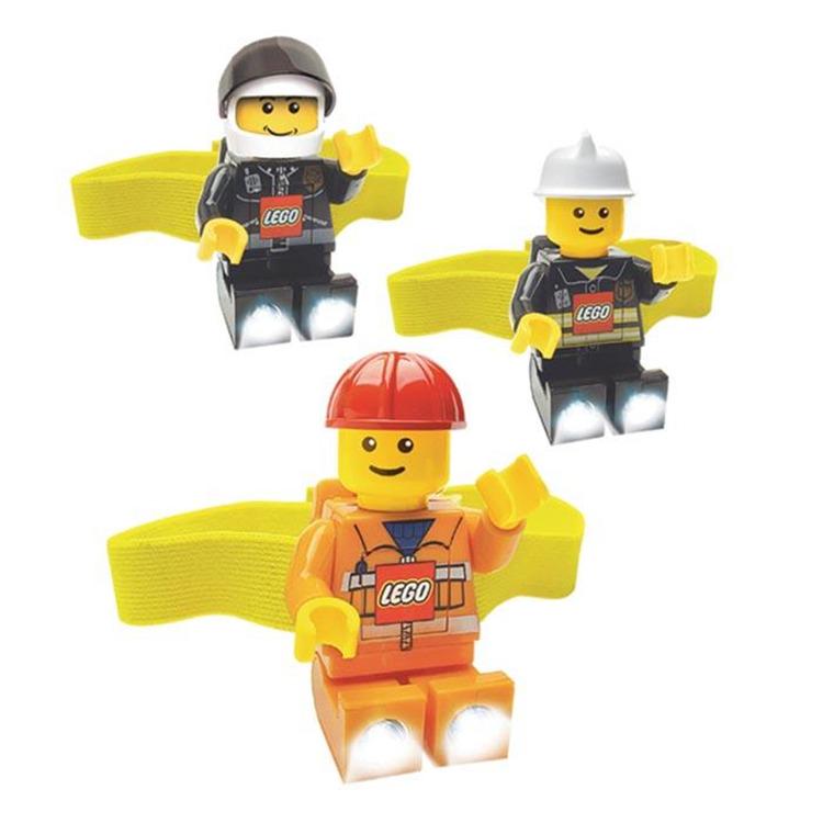 Lego City Headlamp Asst