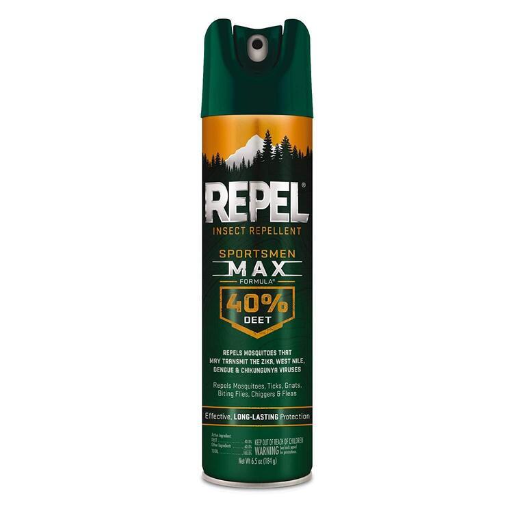 Repel Sportsmen Insect Repellent