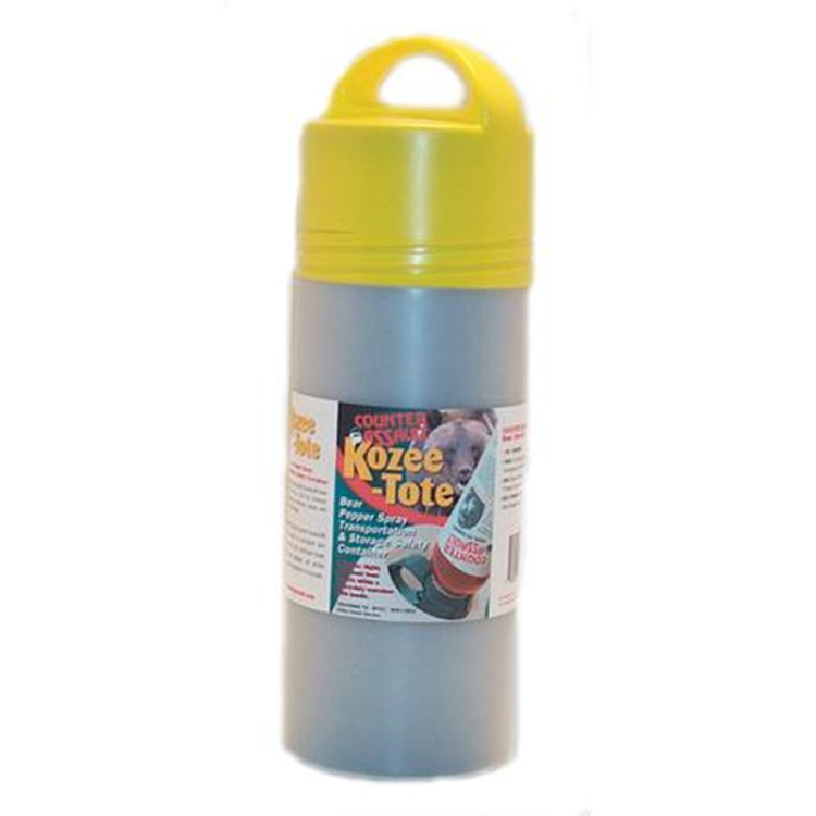 Kozee-Tote Bear Pepper Spray Container [Item # 371390]
