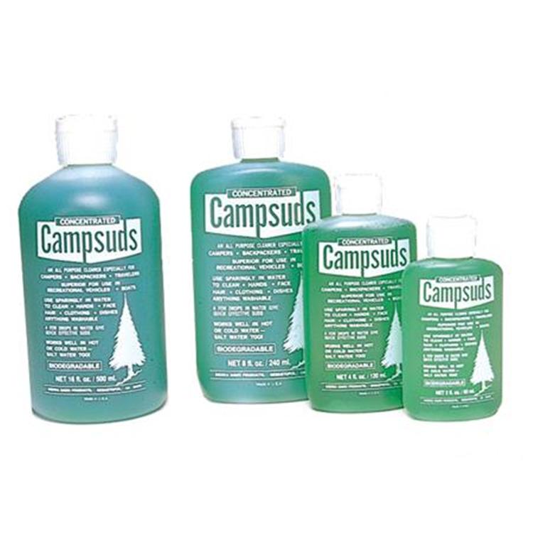 Campsuds w/ Citronella, Lavender & Peppermint Oils