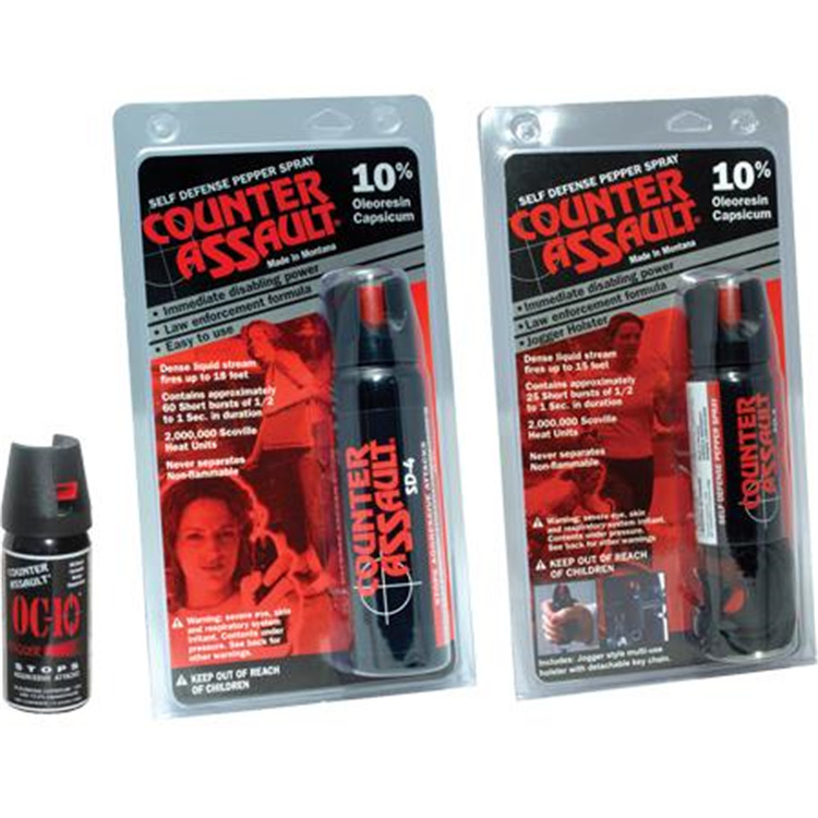 Counter Assault Pepper Spray