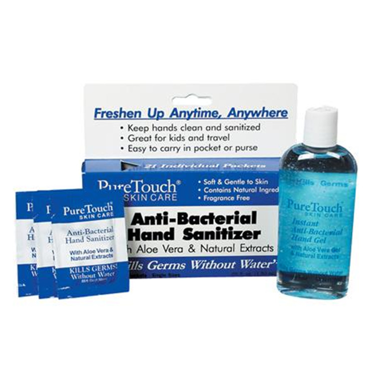 Pure Touch Anti-Bacterial Gel
