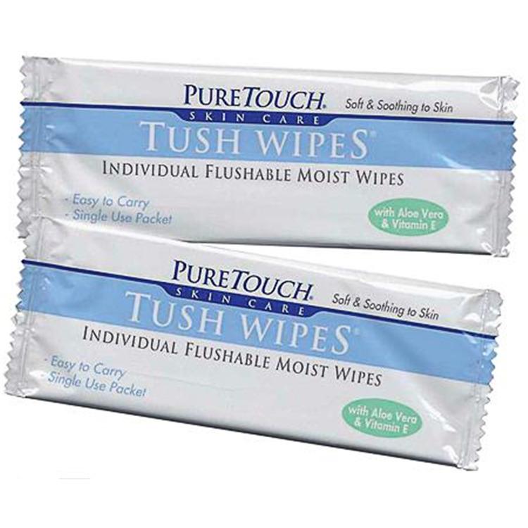 Tush Wipes - 12 Pack