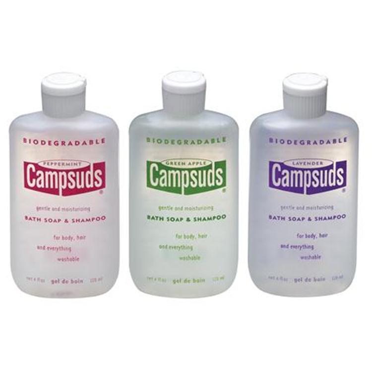 Campsuds Bath Soap & Shampoo