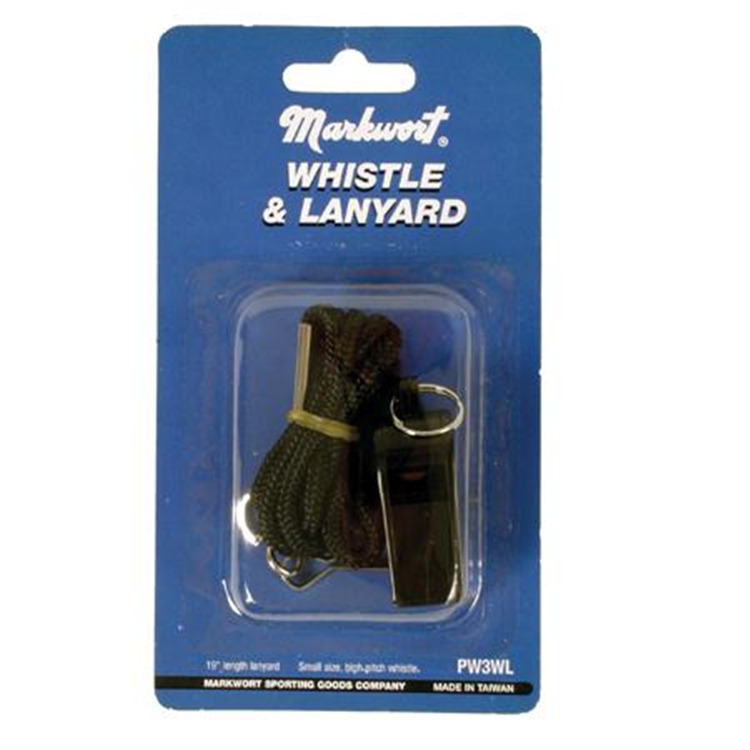 Whistle With Lanyard [Item # 372471]