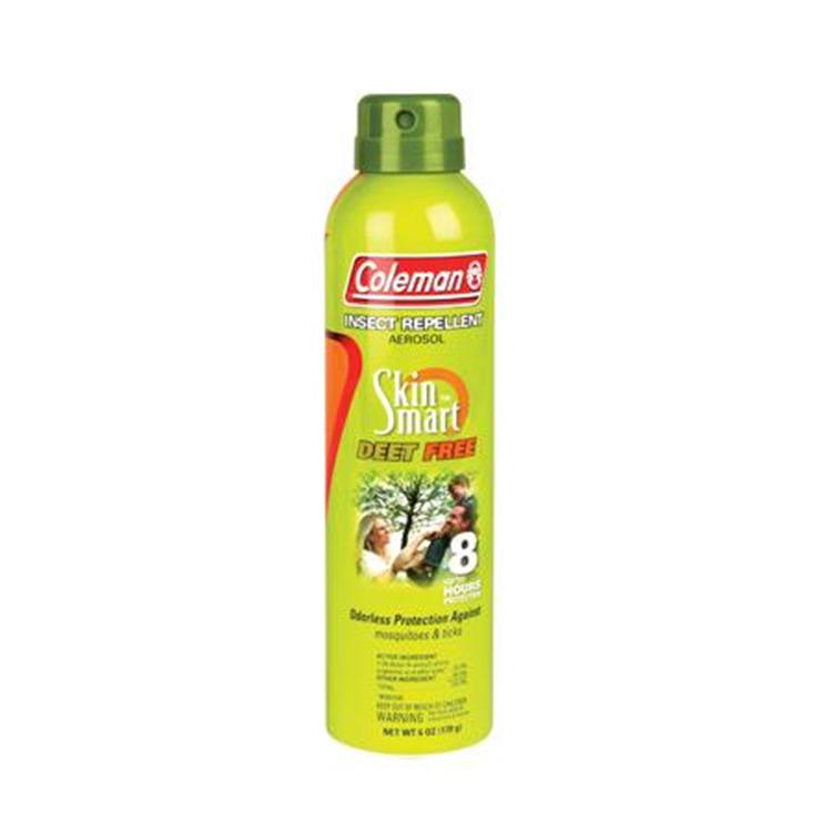 Coleman Skinsmart Deet Free Repellent
