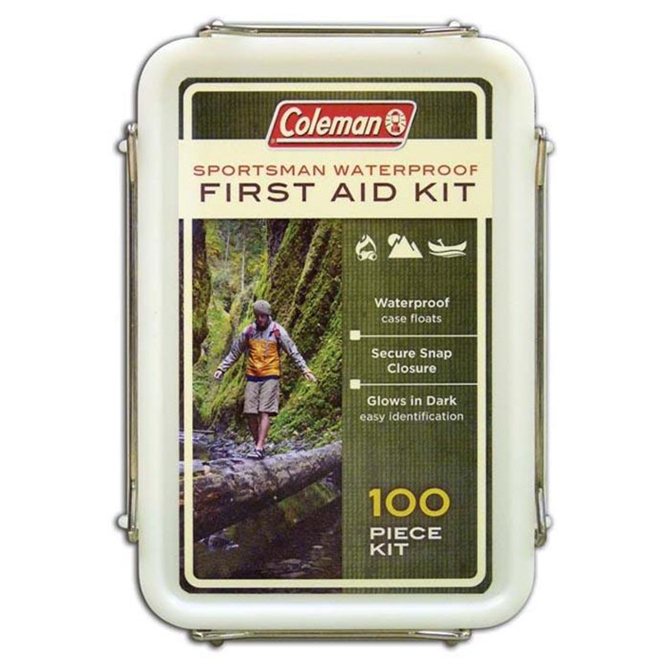 Coleman Waterproof 1St Aid Kit