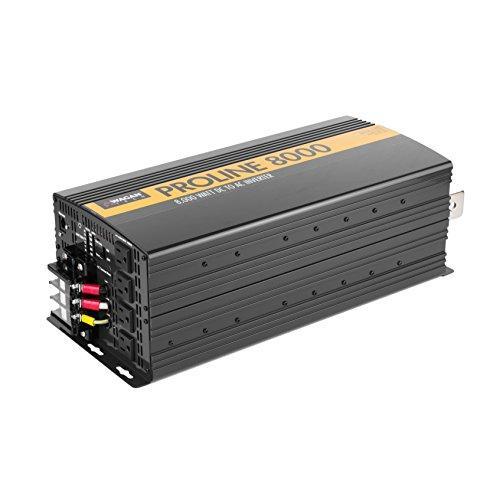 Proline 8000W Inverter Plus Remote