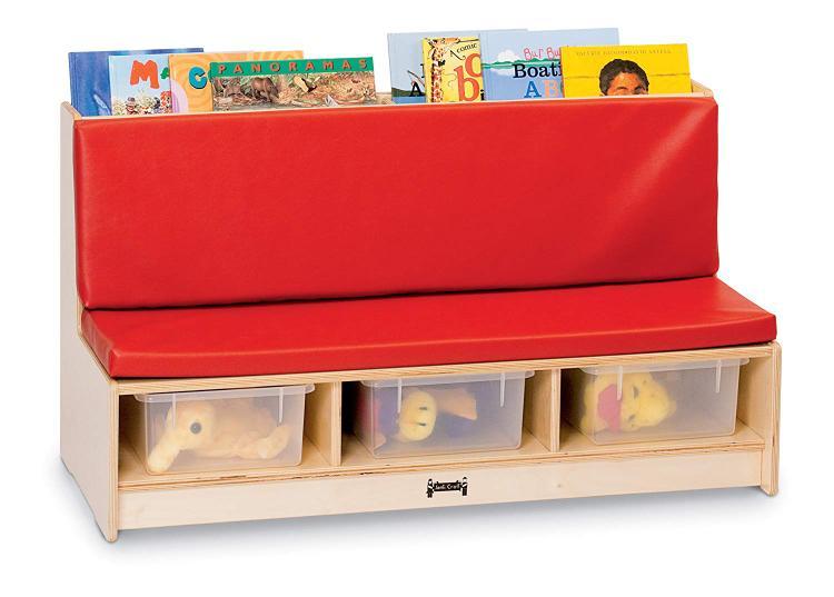 Jonti-Craft Thriftykydz® Toddler Coat Locker - 5 Sections [Item # 37480JC]